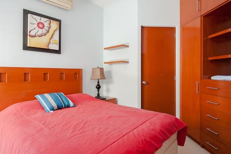 Cozy studio steps from the beach - Playa del Carmen - Apartment
