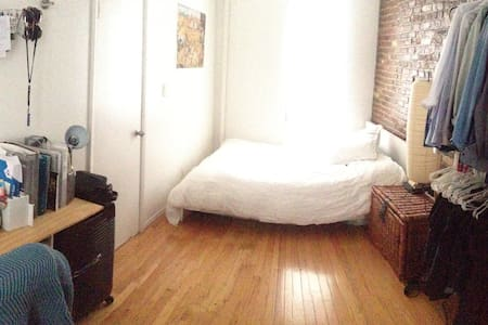 Bedroom to rent at my NY apartment