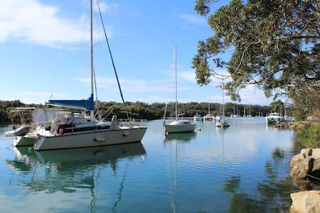 Jervis Bay Boat House - Casa