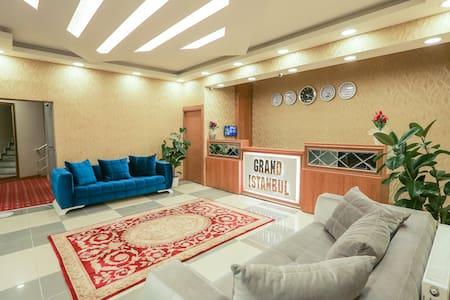 GRAND İSTANBUL AİRPORT HOTEL - Aamiaismajoitus