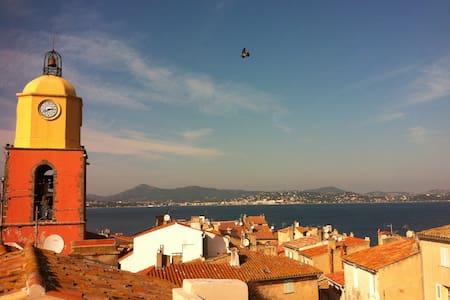 Saint Tropez 5 min à pied du port