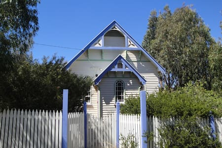Church House Omeo - Omeo - Maison