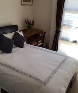 Old Aberdeen/Uni/Beach/Golf/Private Free Parking - Apartment