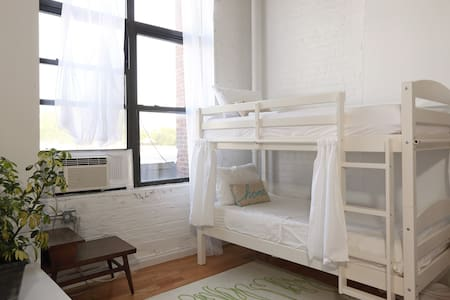 The Ladies Loft, The Lower Bunk