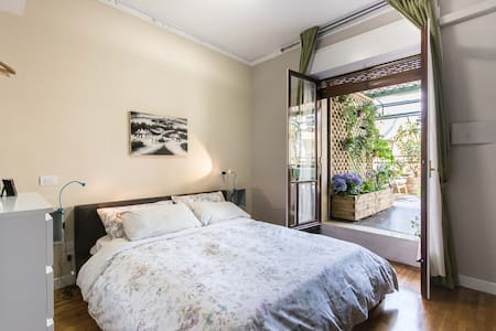 Double room 500 meters from Duomo!