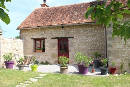 La Trolière, chbre Les Prés : une halte bucolique - Bed & Breakfast