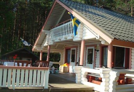 Villa Mesimarja - Stuga