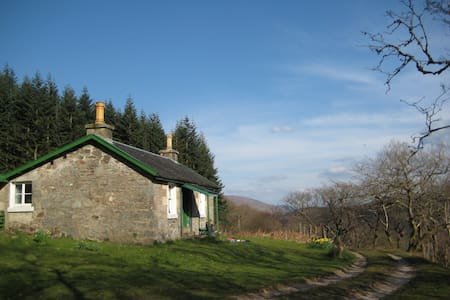 Hillview Cottage, by Tighnabruaich - Hus