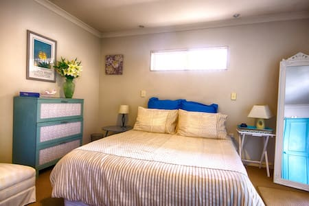 Private double room with ensuite - 24-hour entry - Tauranga - House
