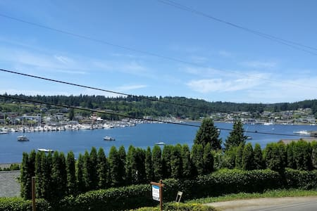 Waterview Downtown Gig Harbor! - 一軒家