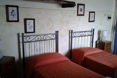 I colori e i profumi in Valdorcia - Appartement