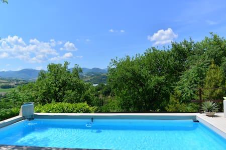 Villa la chiesetta piscina privata - Marche, IT fabriano