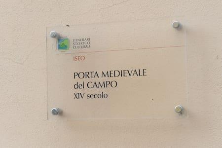 Casa di Porta Medievale del Campo - Apartmen
