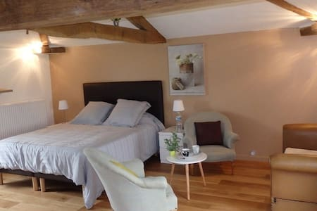 Chambre Eco-logis-de-valerie - Bed & Breakfast