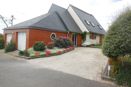 Chambre d'hôtes proche de Brest et Landerneau. - Dirinon - Pension