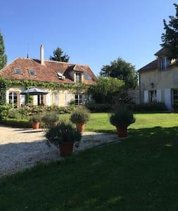 Belle maison Bourguignonne à 1h30 de Paris - Huoneisto