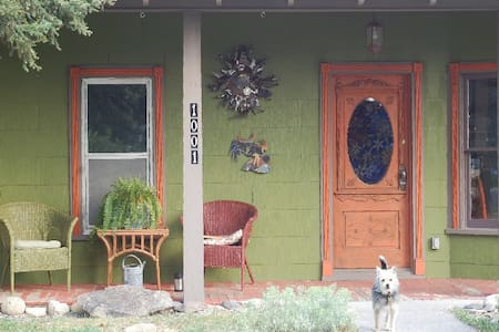 Montana guest rental, pet friendly - Livingston - House