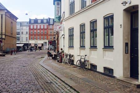 heart of Copenhague