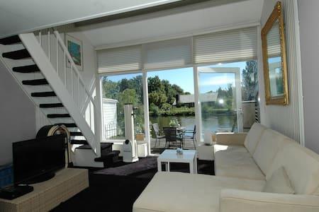 Romantic house at the river Vecht - Lakás