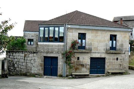 Casa rural Ourense, Leiro - San Xoán de Río - Huis
