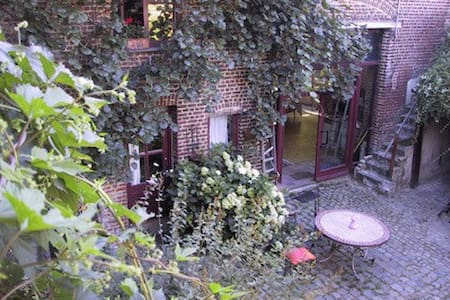 Appartement  with garden - Leuven - House