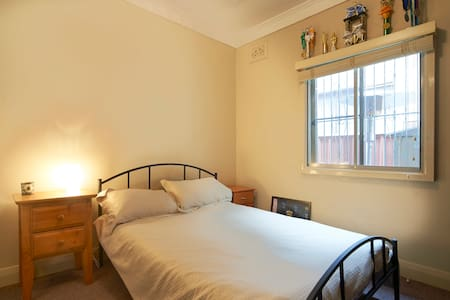Double room in welcoming home