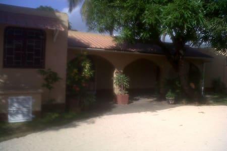 l'hacienda mauricienne - Black River - Hus