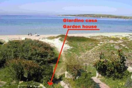 Stanza privata sulla spiaggia - Wohnung