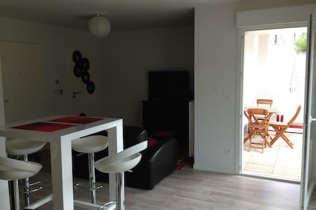 Appartement T.1 bis - Appartement en résidence