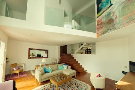 Boutique house in a fishing village - Rumah
