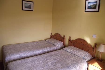 Áras GCC - Twin Room - Bed & Breakfast
