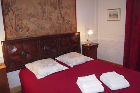 Chambre Valéry de la Maison Hérold - Saint-Basile - Bed & Breakfast
