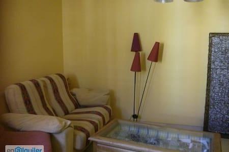 Bonito y luminoso apto en el centro - Huesca - Apartment