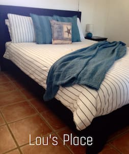 Lou's Place - Studio, Relaxed Beach Breaks - Daire