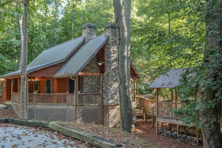 MLC_Harleys_River_Retreat - Ellijay - Cabin
