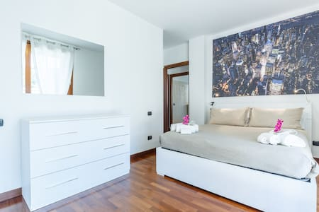 White apartment near Rho Fiera - Limbiate - Apartment