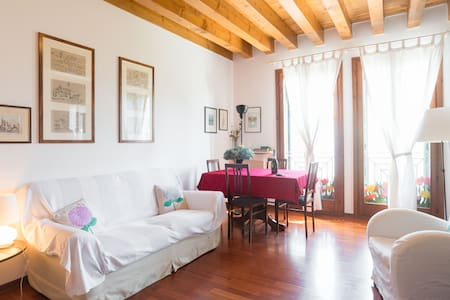 Cozy three rooms apartment - Appartement
