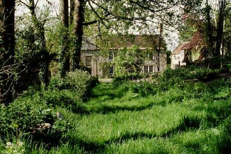 Historic, peaceful Cutterne Mill - Evercreech - House