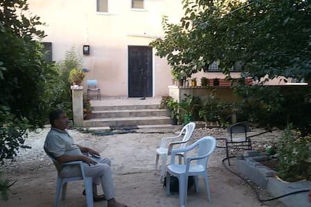 Izbet Tabib - A Palestinian village B&B - Tira