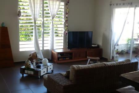 Appartement T3 agréable et idéalement situé - Cayenne