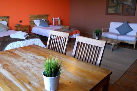 Casa Atlantico. Room 1 - Talo