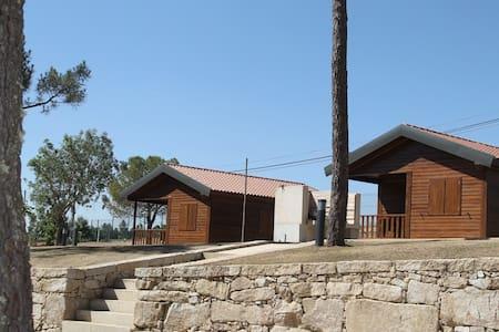 Douro Camping - Apartamento T2 (máximo 6 pax) - Alpstuga