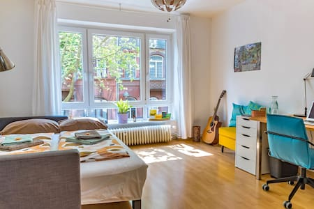 Nice room close to Rhine and citycenter - Mainz