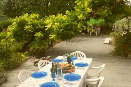 Casa nel verde un passo da Bologna - Osteria Nuova - Haus
