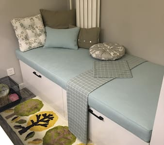 a new bed for rent in panjiayuan - Beijing - Hut