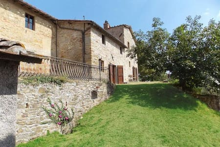 Charming restored watch tower with pool and view - Borgo San Lorenzo