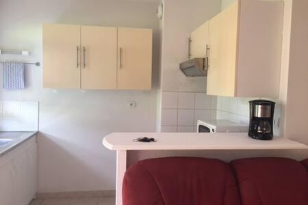 APPARTEMENT EN REZ DE JARDIN - Houlgate - Apartment