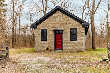 Stone Cabin - Liberty Schoolhouse - Delaware - Cottage