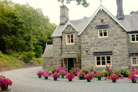 Lovely Country Cottage in Snowdonia - Rumah