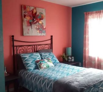 Comfy Room near Intel and downtown Hillsboro - Σπίτι